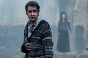 Neville becoming a zombie at the end was definitely a shocking development